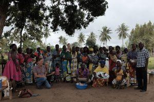 women in Majani